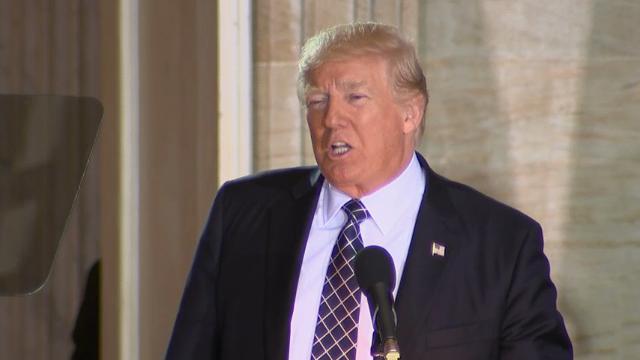 Trump: 'We will confront anti-Semitism'