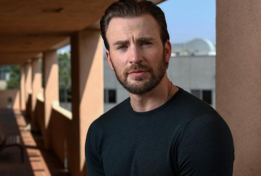 Chris Evans talks to USA TODAY's Bryan Alexander about expressing his political views on Twitter and coming to terms with the Patriots quarterback Tom Brady's association with Donald Trump. Evans stars in the new film 'Gifted.'