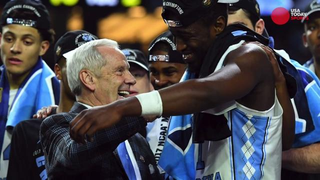 USA TODAY Sports' Dan Wolken explains how the Tar Heels clawed their way to the national championship by edging Gonzaga.