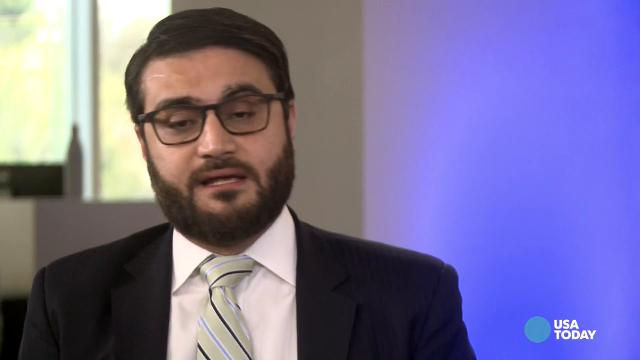Afghan Ambassador to the U.S., Hamdullah Mohib, speaks with USA TODAY Editorial Board writer Gregg Zoroya about Afghanistan's progress against the Taliban and its preparation to fight with fewer U.S. forces.