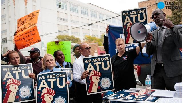 Seattle Judge blocks unionization rule for Uber, Lyft drivers