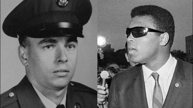 What happened to the draftees who stepped forward the day Muhammad Ali stood still? We sat down with Richard Budrow, who stood next to Ali when he made his decision 50 years ago, to uncover the other side of the story.