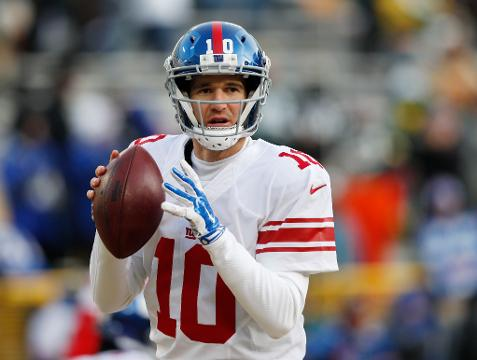 "The New York Post reports, citing court documents, that Eli Manning sent an email to the Giants' equipment manager asking for ""helmets that can pass as game used."""