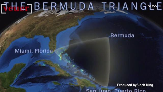 We can now safely throw out one theory about how the Bermuda triangle sinks ships. Josh King has the story (@abridgetoland).