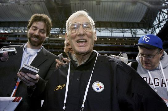 Remembering Pittsburgh legend Dan Rooney