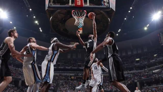The San Antonio Spurs eliminated the Memphis Grizzlies on Thursday night and will now face the Houston Rockets in the second round.