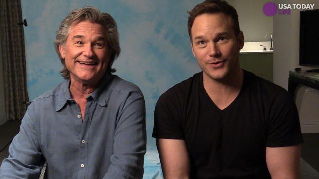Chris Pratt's got advice for parents