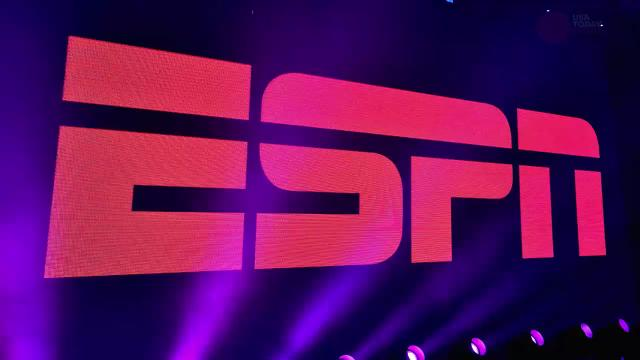 ESPN was expected to cut around 100 employees on Wednesday.