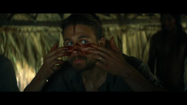 "Charlie Hunnam plays an explorer searching the Amazon for a long-lost city of Z, which he calls ""the ultimate piece of the human puzzle."""
