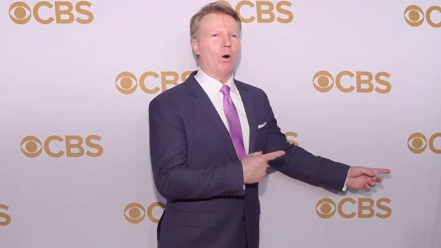 Phil Simms was added to CBS' NFL Today cast two weeks after he was replaced by Tony Romo on the network's top broadcast team.