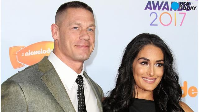 John Cena proposed to Nikki Bella at WrestleMania 33! Now, he bride-to-be dishes about some her wedding plans and preferences.
