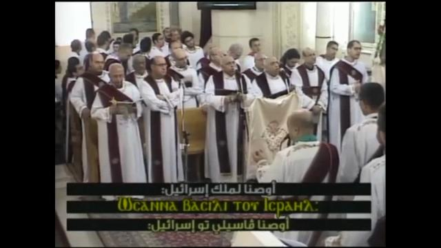 Raw: Moment of explosion inside Coptic church