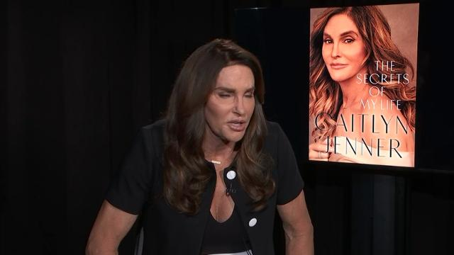 Caitlyn Jenner says her interview with Ellen DeGeneres shortly after coming out as trans was taken out of context, and she does support gay marriage. (April 24)
