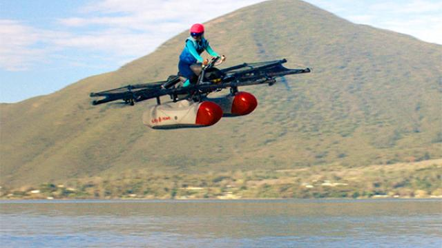 You could own this awesome flying vehicle sooner than you think