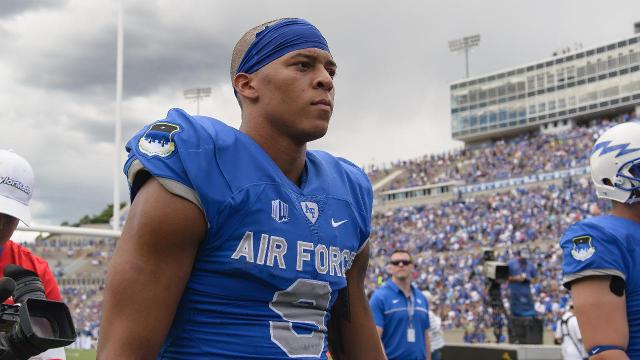 The Air Force Academy has decided to not allow football players to defer active duty for the NFL.