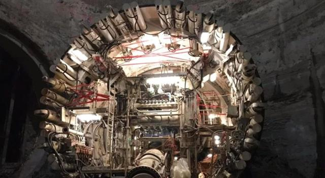 Image result for Elon Musk's Machine to Tunnel Under Los Angeles