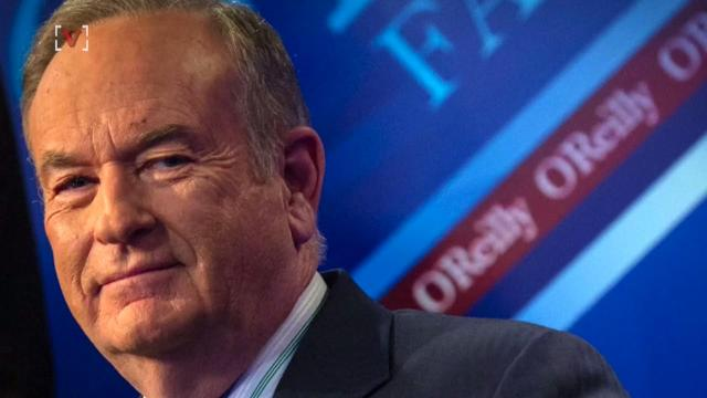 Bill O'Reilly announces vacation amid sexual harassment controversy