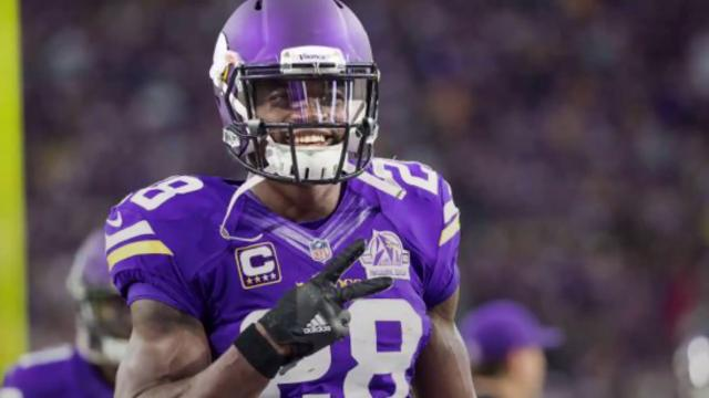 Report: Saints, running back Peterson agree on contract
