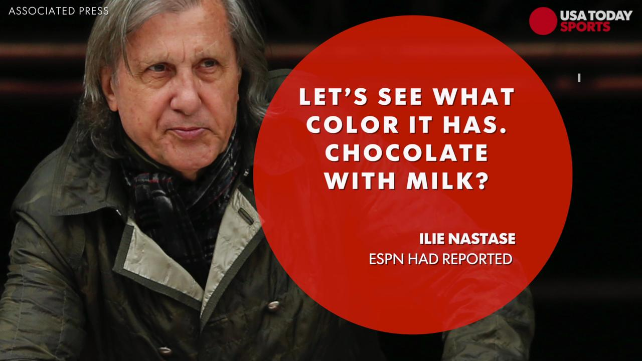 Former tennis champion Ilie Nastase banned from attending this