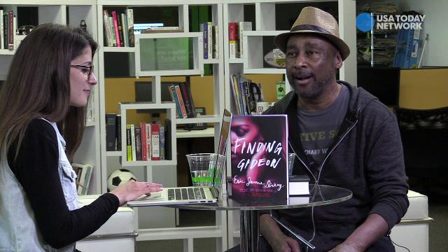 Author Eric Jerome Dickey talks to USA TODAY's Carly Mallenbaum during a #BookmarkThis chat about one of his characters, Sierra, who never speaks.
