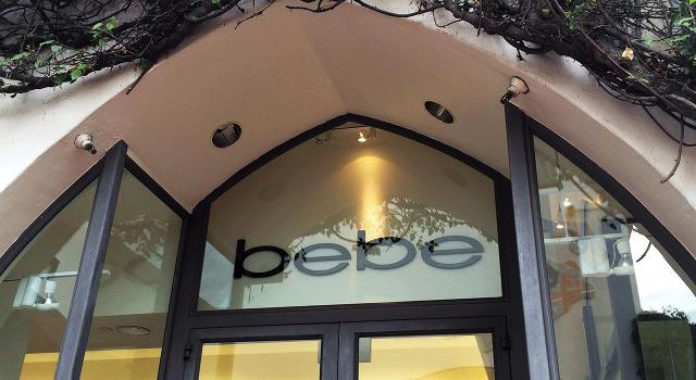 Bebe is closing all of its stores at the end of May.