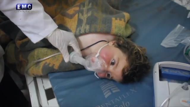 Raw: Death toll rises in Syria chemical attack