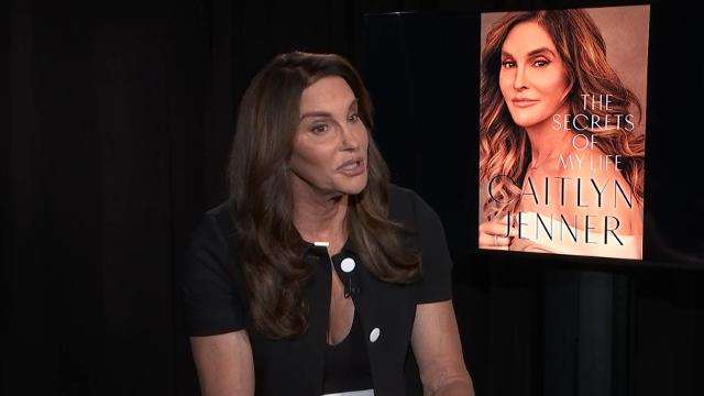 Caitlyn Jenner has written a memoir about her bumpy road to transition where she says she 'tried to be extraordinarily honest.' (April 24)