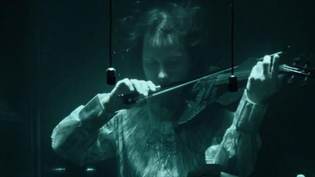 A group of Danish artists is pushing the boundaries of musical performance, taking their instruments underwater to create new sounds and provide a captivating new experience for their audiences.