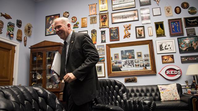 Ohio Rep. Steve Chabot on the stormy start to Trump's presidency. Video by Jack Gruber, USA TODAY
