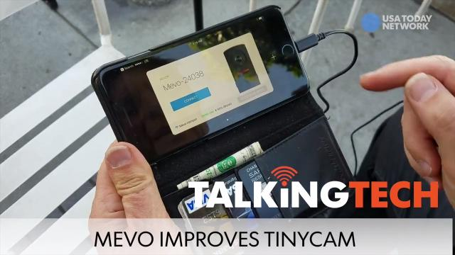 New features just added to the Mevo camera greatly enhance what Jefferson Graham says it the simplest, best-looking tool for live streaming to social media. #Talkingech