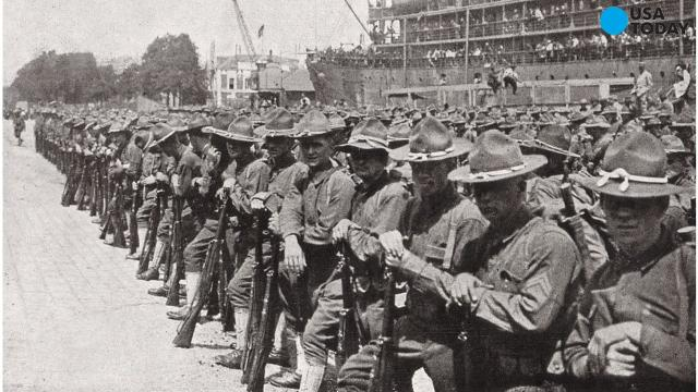 'Never think that war ... is not a crime,' and more defining WWI quotes