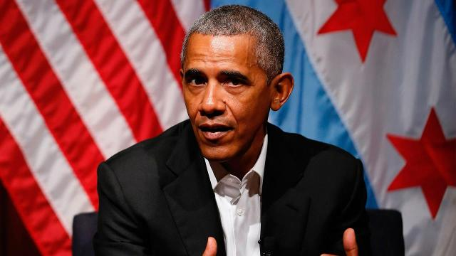 Former President Barack Obama said Monday that while there are lots of issues on his radar, the most important thing he believes he can do in his next job is help the next generation of leaders.