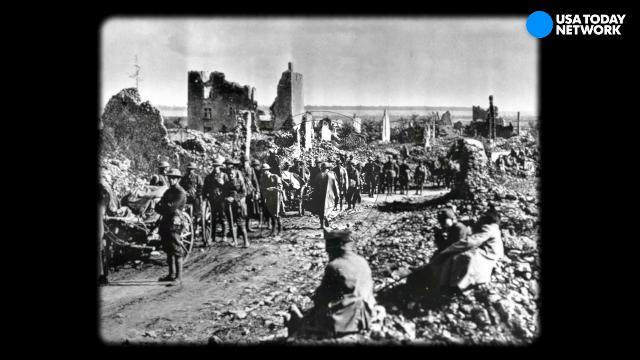 100 years ago, the United States entered WWI