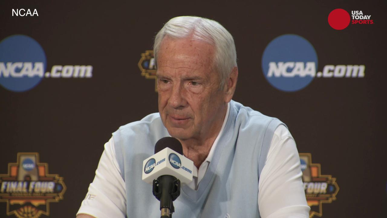 North Carolina coach Roy Williams hasn't been able to escape questions about the long-running investigation of a widespread academic fraud case involving the University.