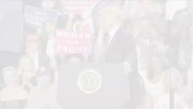 President Donald Trump told a rally in Pennsylvania. that he plans to renegotiate NAFTA, but he'll withdraw if the U.S. doesn't get a good deal.  He also said the administration will also investigate steel and aluminum dumping into the U.S. (April 30)