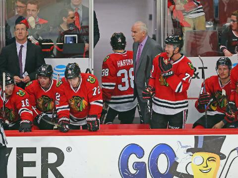 USA TODAY's Kevin Allen breaks down the biggest surprises from the weekend of playoff hockey and previews the critical game threes taking place tonight.