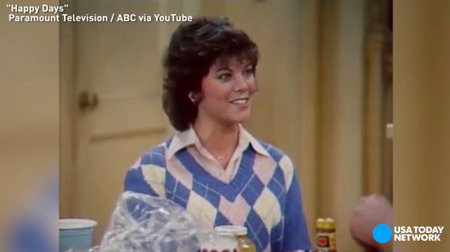 56-year-old Erin Moran, who was best known as 'Joanie' from 'Happy Days, has passed away in Harrison County, Indiana.