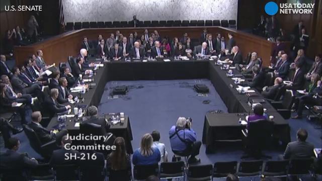 Senate panel approves Gorsuch for Supreme Court