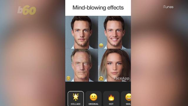 Why people are going crazy for the 'FaceApp'