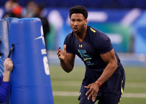 USA TODAY Sports' Lorenzo Reyes looks at some of the big questions that will help shape the outcome of the 2017 NFL draft in Philadelphia.
