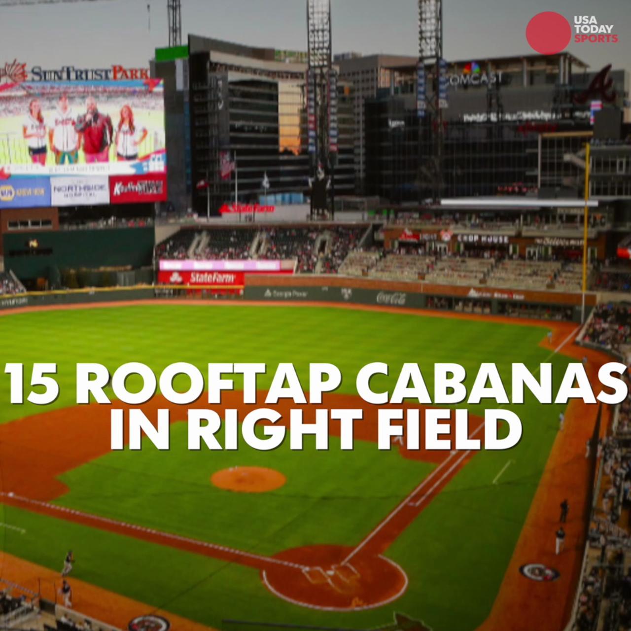 Sun Trust Park: The new home of the Atlanta Braves