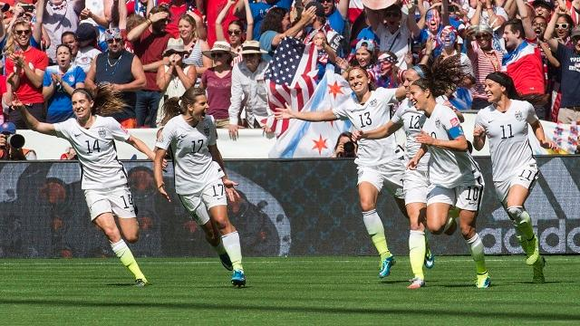 The U.S. Women's National Soccer Team and U.S. Soccer have agreed on a new collective bargaining agreement.