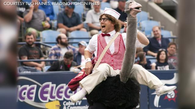 What better way to make a baseball game even more exciting than with these quirky antics!