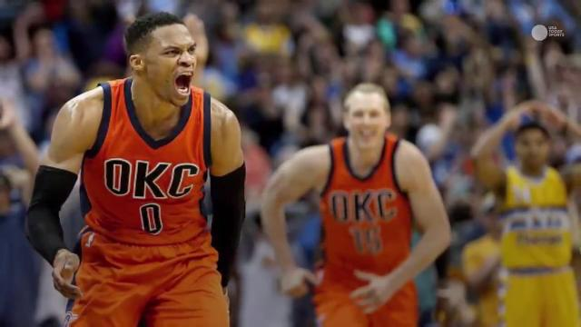 35e7bbadc3b7 NBA MVP race  Did Russell Westbrook lock up the award Sunday