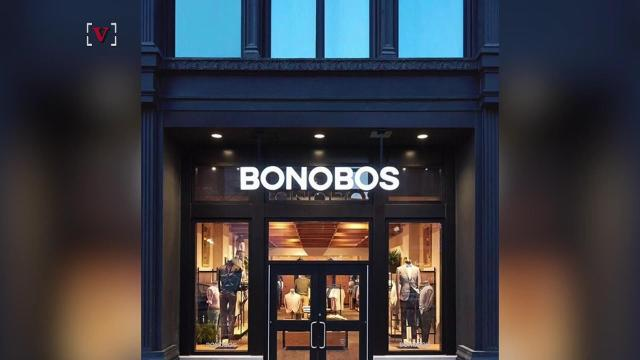 Walmart looking to acquire men's retail brand and delivery service Bonobos. Angeli Kakade (@angelikakade) has the story.
