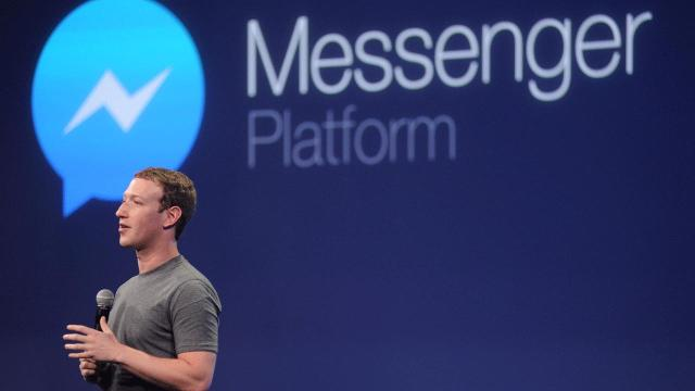They were revealed at Facebook's F8 conference.