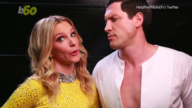 Twitter reacts to Heather Morris' 'DWTS' elimination