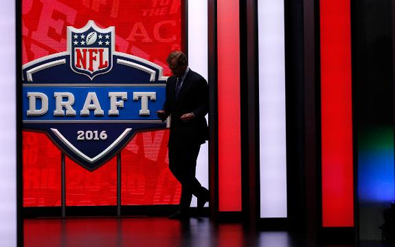How the NFL draft works
