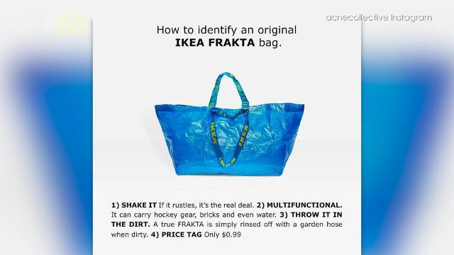 Ikea's Ad Agency Flirted With Balenciaga. Angeli Kakade (@angelikakade) has the story.