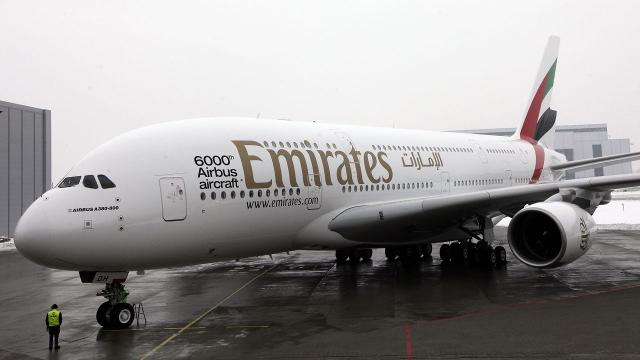 Emirates says demand for flights to the U.S. has plummeted under the Trump Administration. Video provided by Newsy